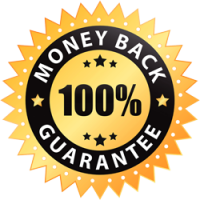Money back | 100% guarantee |Motivational speaker